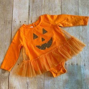 Mud Pie Halloween skirted bodysuit 🎃